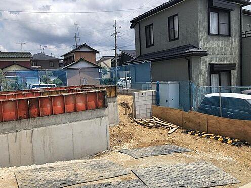 新築一戸建て-豊田市鴛鴨町中高根 和室のある間取り。畳の匂いに癒されてください。