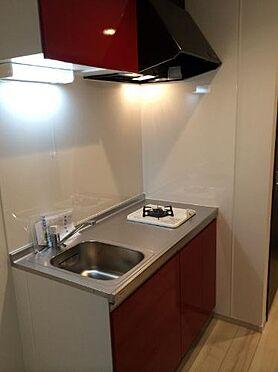 アパート-千葉市中央区矢作町 キッチン