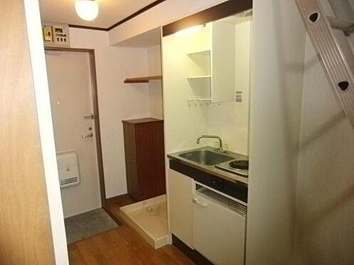アパート-千葉市中央区松波4丁目 キッチン
