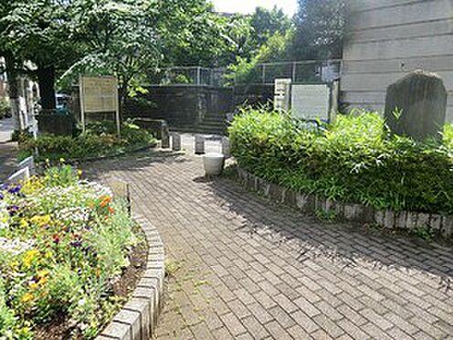 マンション(建物一部)-目黒区三田1丁目 茶屋坂街かど公園