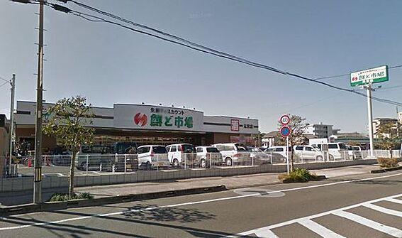 アパート-宮崎市西高松町 鮮ど市場元宮店まで621m