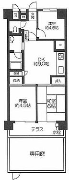 マンション(建物一部)-足立区青井3丁目 間取り