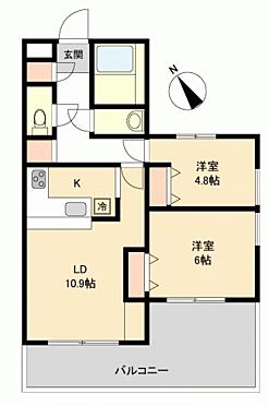 マンション(建物一部)-川崎市麻生区王禅寺西2丁目 間取り