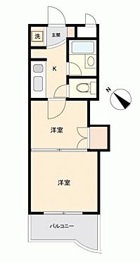 マンション(建物一部)-札幌市中央区北5丁目 間取り