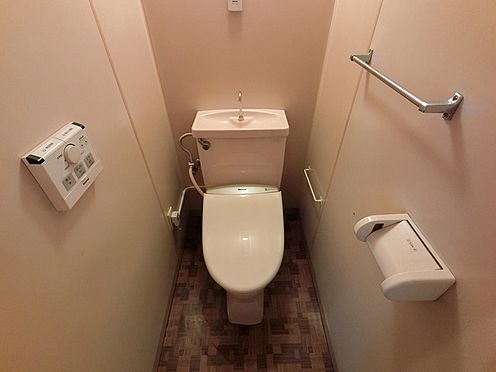 中古マンション-大阪市旭区太子橋3丁目 トイレ