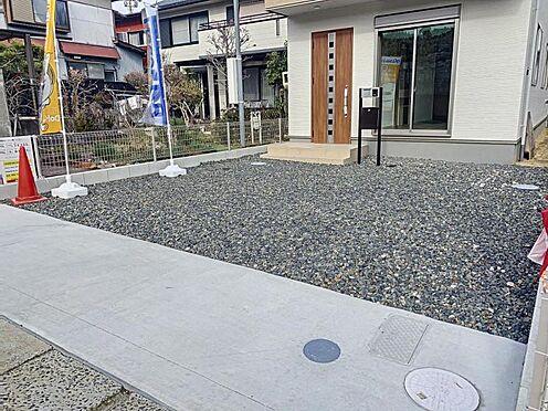 新築一戸建て-名古屋市天白区天白町大字八事字裏山 駐車場
