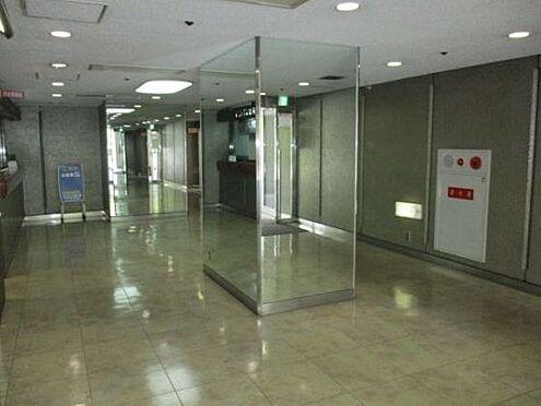 マンション(建物一部)-大阪市東淀川区東中島1丁目 清潔感のあるエントランス