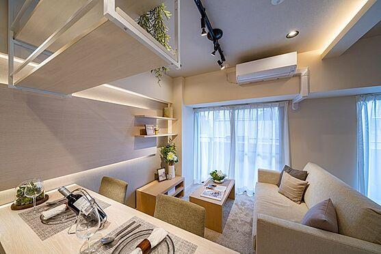 中古マンション-文京区湯島1丁目 1LDKへ変更可能