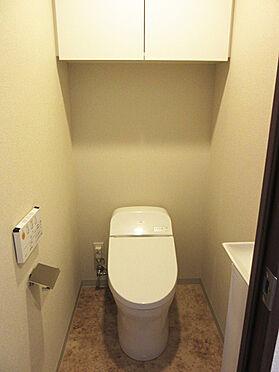 マンション(建物一部)-目黒区下目黒2丁目 トイレ