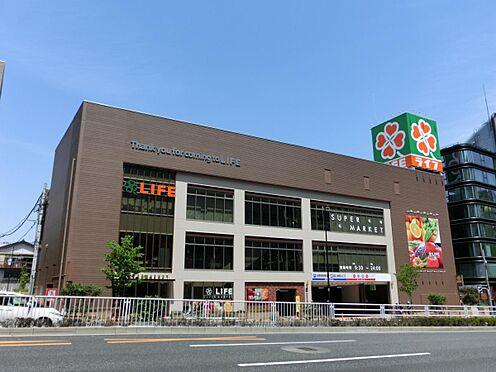 アパート-中野区中央1丁目 スーパーライフ 中野坂上店まで246m