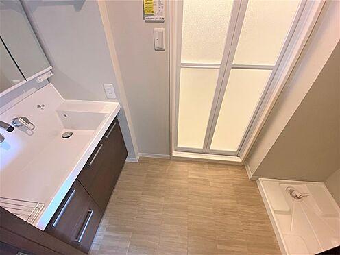 中古マンション-相模原市緑区橋本6丁目 洗面室・洗面台