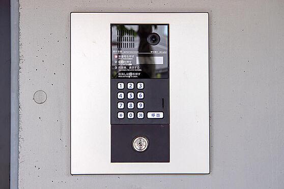 マンション(建物全部)-練馬区平和台2丁目 エントランスオートロック付