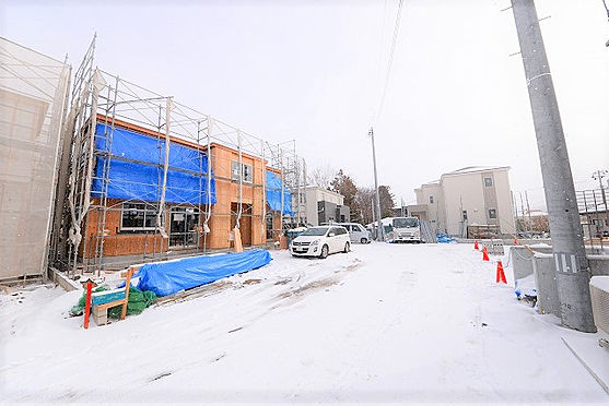 新築一戸建て-仙台市青葉区愛子東4丁目 外観
