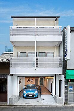 一棟マンション-京都市東山区山崎町 外観