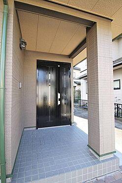 中古一戸建て-仙台市青葉区上愛子字車 玄関
