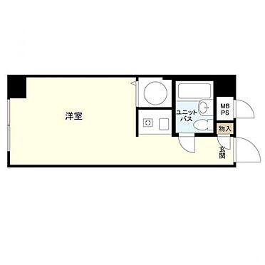 マンション(建物一部)-大阪市中央区平野町4丁目 室内には洗濯機置場があり、使い勝手が良いです。