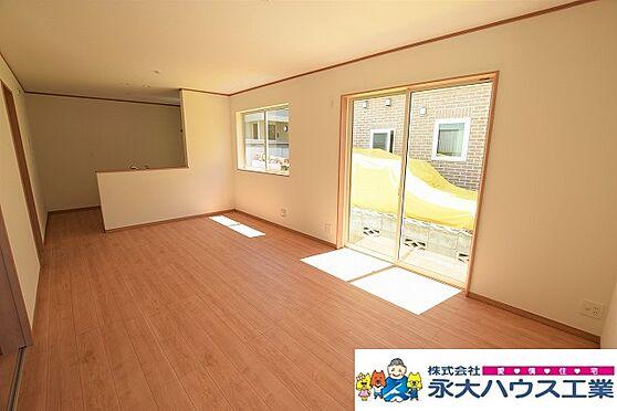 戸建賃貸-仙台市青葉区桜ケ丘5丁目 居間