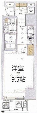 マンション(建物一部)-大阪市西区北堀江2丁目 間取り
