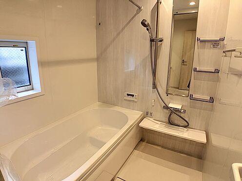 新築一戸建て-名古屋市南区戸部町3丁目 1坪タイプの広々とした浴室