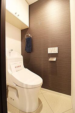 中古マンション-日野市三沢 トイレ
