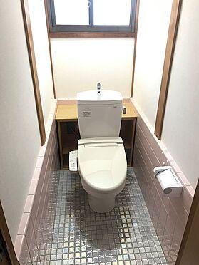 中古一戸建て-久喜市野久喜 トイレ