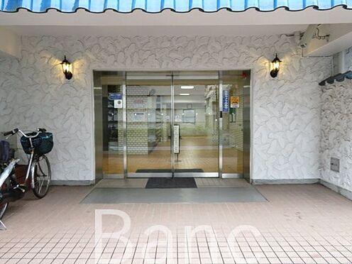 中古マンション-墨田区亀沢2丁目 綺麗に管理されたエントランスです。