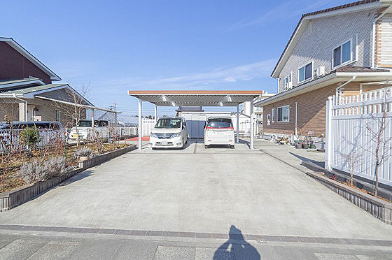 中古一戸建て-石巻市広渕字馬場屋敷 駐車場