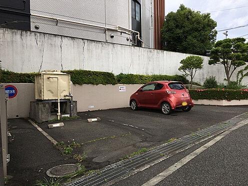 区分マンション-相模原市緑区下九沢 出し入れしやすい駐車場。