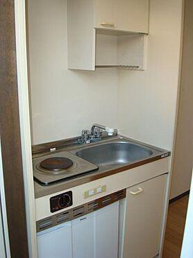 アパート-狛江市東野川4丁目 キッチン