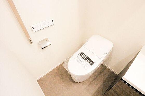 区分マンション-新宿区西早稲田3丁目 トイレ