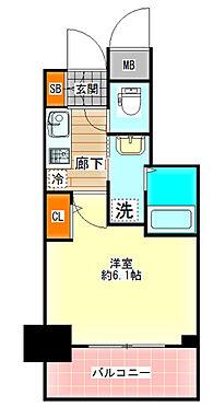 区分マンション-大阪市浪速区幸町3丁目 図面より現況を優先します。