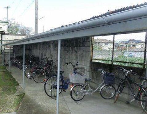 マンション(建物一部)-堺市西区浜寺元町3丁 便利な屋根付き駐輪スペース