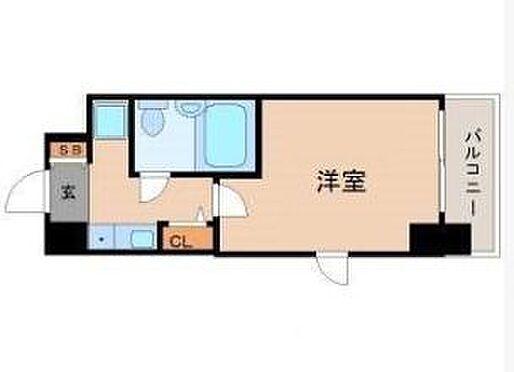 マンション(建物一部)-大阪市北区豊崎1丁目 収納スペースもしっかりと確保