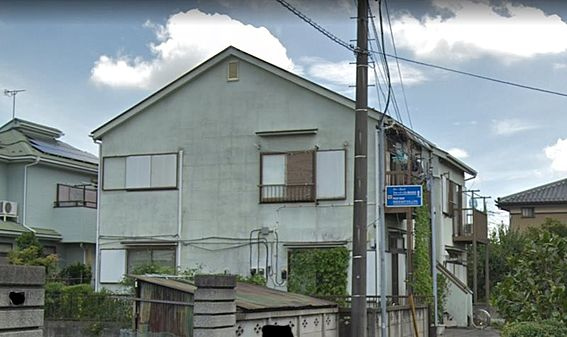 アパート-越谷市大成町2丁目 陽当たりの良いアパートです。