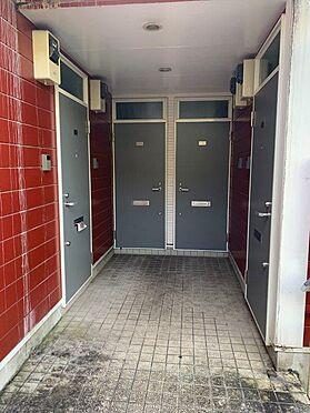 アパート-八王子市打越町 各部屋玄関