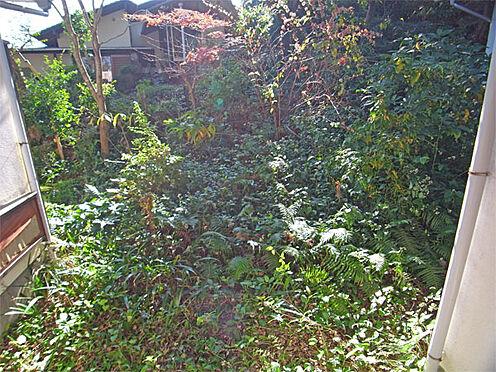 中古一戸建て-伊東市八幡野 ≪お庭≫ 建物の南側にあたりますので日当たりもよく、お手入れすれば家庭菜園も可能です