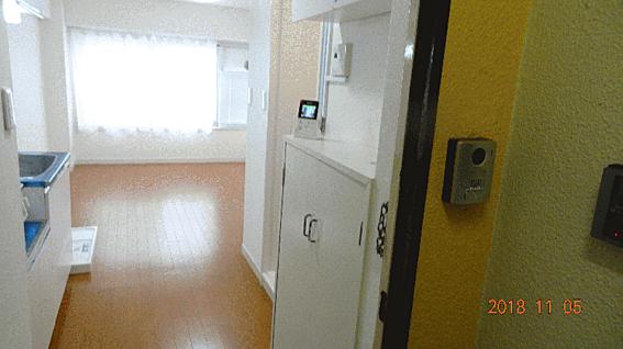 中古マンション-横浜市中区山下町 玄関