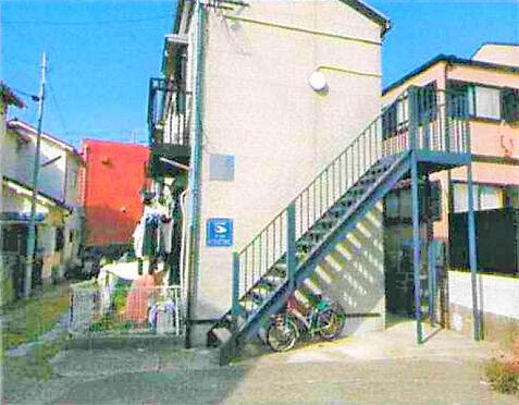 アパート-神戸市垂水区城が山5丁目 間取り