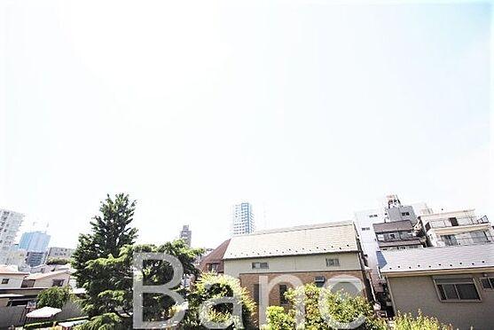 中古マンション-新宿区愛住町 眺望がとてもいいです!