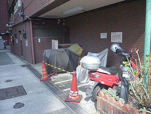 マンション(建物一部)-大阪市中央区南船場1丁目 バイク置き場あり
