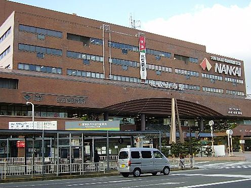アパート-和歌山市野崎 【駅】和歌山市駅まで2018m