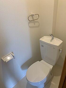 マンション(建物全部)-大阪市生野区桃谷3丁目 トイレ