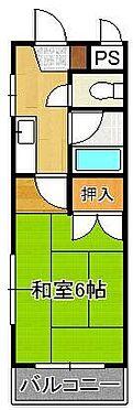 アパート-北九州市八幡西区鷹の巣1丁目 総戸数25戸(1K15戸、2DK10戸)