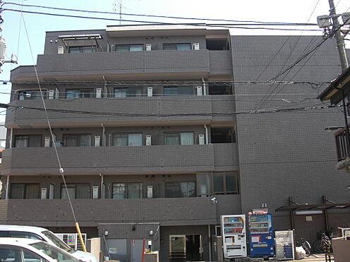 マンション(建物一部)-新宿区中落合1丁目 西側からのマンション画像です