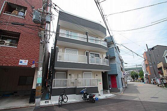 アパート-大阪市港区港晴4丁目 外観