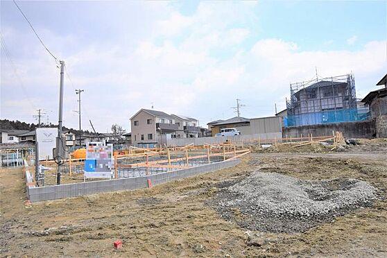 新築一戸建て-仙台市宮城野区岩切字入山 外観