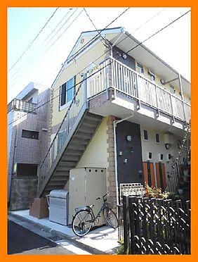 アパート-横浜市南区井土ケ谷下町 外観