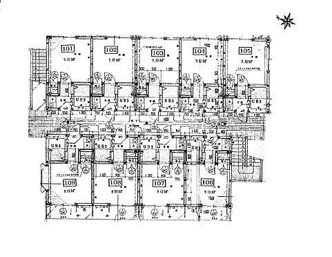 アパート-世田谷区羽根木2丁目 1階