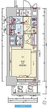 マンション(建物一部)-大阪市北区神山町 間取り