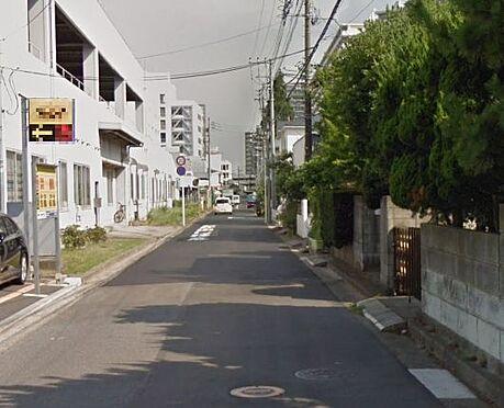 アパート-千葉市美浜区幸町1丁目 前面道路